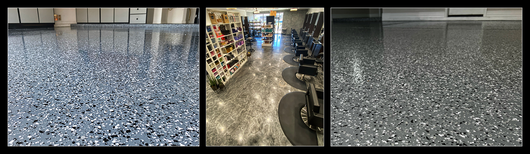 Quality Metallic Epoxy Floor