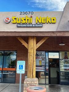 Quality Metallic Epoxy Floor at Sushi Neko