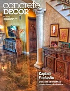 Concrete Decor Magazine December 2019 Article