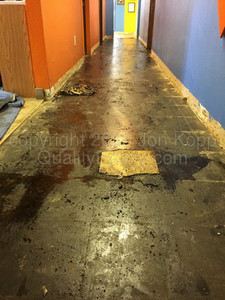 Quality Metallic Epoxy Floor at Diamond Steel
