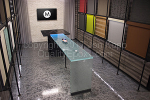 Quality Metallic Epoxy Floor at Modern Shade
