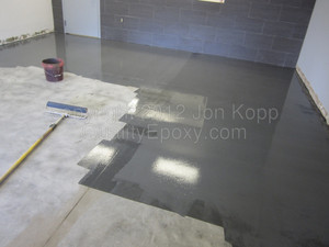 Quality Metallic Epoxy Floor at Perfect Gold Exchange
